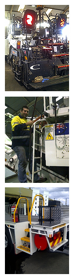 Mobile Plant and Equipment – Repairs, Maintenance and Fabrication