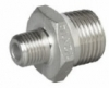 Stainless Steel Hex Reducing Nipple