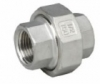 Stainless Steel Union - F/F