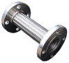 Stainless Steel Braided hose with Flanged ends