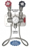 Stainless Steel Safety Steam/Water Mixer