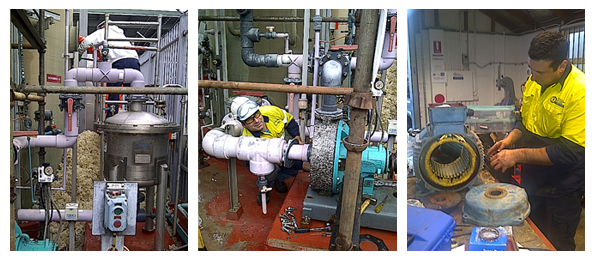 Industrial Installations and Mechanical  Repairs