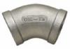 Stainless Steel - 45 Degree Screwed Bend